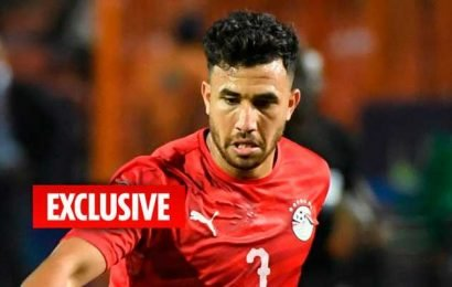 Aston Villa are set to make an £8million bid for Egypt's highly-rated striker Mahmoud Trezeguet as their summer spending spree continues
