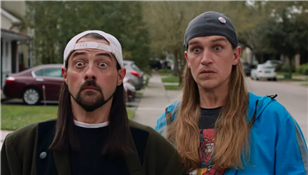 'Jay and Silent Bob Reboot' Trailer: Kevin Smith and Jason Mewes Get Crazy Meta