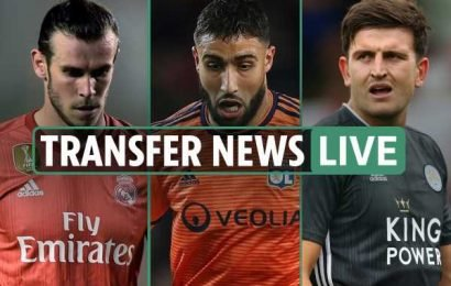 7.30am transfer news LIVE: Man Utd and Spurs to miss out on Bale, ex-Liverpool target Fekir off to Betis, £80m deal close – The Sun