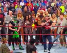 WWE's 'Raw Reunion' Draws 3.1 Million Viewers, Up 26% From Last Week