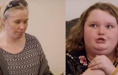 Family allegedly worried that 'Mama June' Shannon might steal Alana 'Honey Boo Boo' Thompson's money, hides it from her
