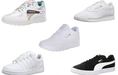 Amazon's One-Day Sneaker Sale Features Comfy Reebok and Puma Kicks for Just $20
