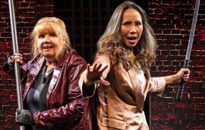 'OITNB' star Annie Golden is Broadway's punk-rock secret weapon