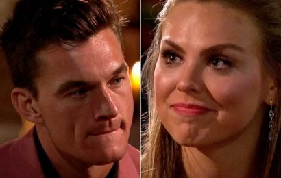 Hannah Brown Tells Tyler Cameron She Doesn't 'Want to Go into Fantasy Suite' with Him
