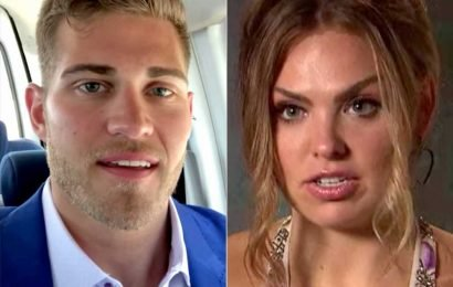 The Bachelorette's Luke P. Returns to Crash Rose Ceremony as Hannah Brown Sobs: 'Leave!'