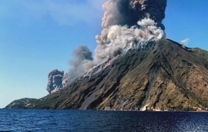 Italy's Stromboli volcano erupts, fatality reported