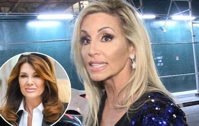 Camille Grammer Gives Update on Lisa Vanderpump After 'RHOBH' Exit, Sends Message to Cast (Exclusive)