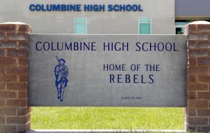 Columbine High School won't be torn down despite spike in 'unauthorized' visitors