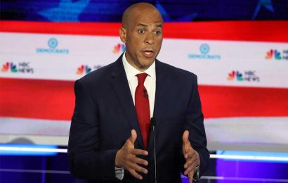 Booker returns pharma exec's donation he claimed didn't exist
