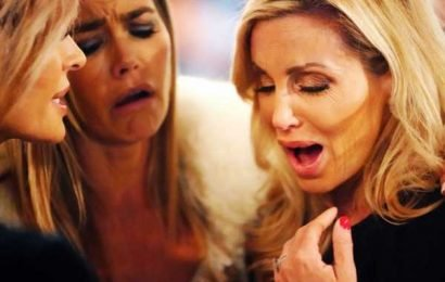 Camille Has Been So Mean On 'RHOBH' That Even Denise Wants Nothing To Do With Her