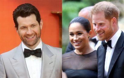 The Joke Meghan Markle Told Billy Eichner About Her Acting Career Is So Royally Funny