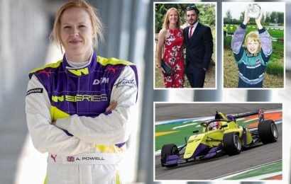 I want to be the first woman to win Formula One and prove that I can make it as a racing driver – The Sun