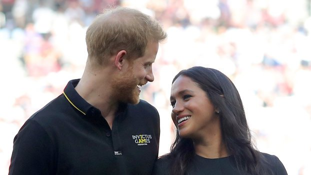 """The Royal Protocol for Meeting Meghan and Harry Is Reportedly """"Very Intense"""""""
