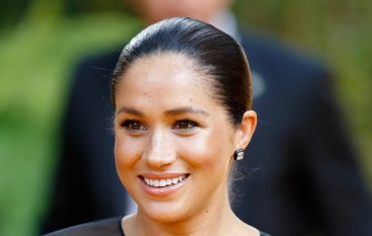 """How Meghan Markle Is Coping with the """"Intensity"""" of the Spotlight"""