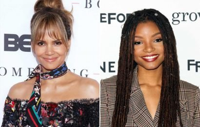 Halle Berry Congratulates Halle Bailey on Being Cast as Ariel in New Little Mermaid: 'Thrilled!'