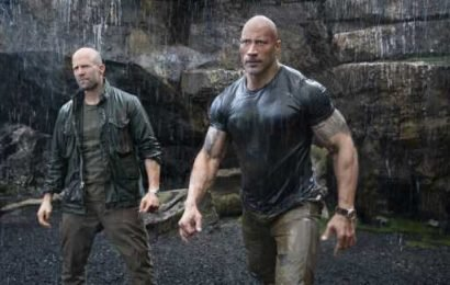 'Hobbs & Shaw' Looks To Rev $195M+ Around The World — Box Office Preview