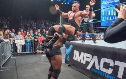 Impact Wrestling Brings More Exclusive Content to Twitch