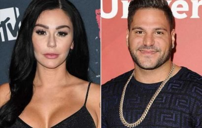 Jersey Shore: Ronnie Ortiz-Magro Calls Jenni 'JWoww' Farley 'Fake' for Refusing to Discuss Divorce