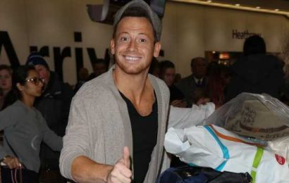 Joe Swash jokes about return to EastEnders in hilarious post – see the details