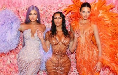 "Kim Kardashian's Painful Met Gala Corset Left ""Indentations"" on Her Back and Stomach"