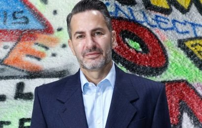 Marc Jacobs will receive MTV's first Fashion Vanguard Award