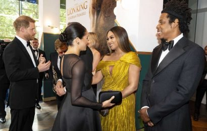 Beyoncé Calls Meghan Markle 'My Princess' at Lion King Premiere