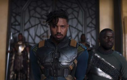 Marvel Boss Addresses Rumors That Michael B. Jordan Is Back as Villain in Black Panther 2