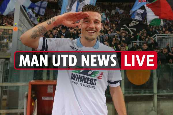 10pm Man Utd transfer news LIVE: Milinkovic-Savic deal agreed, Pogba to Madrid if Bale leaves, Alderweireld release clause, Dybala £70m interest – The Sun