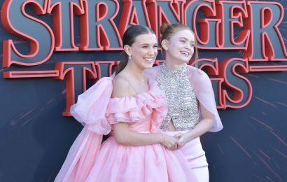 Are 'Strangers Things' Co-Stars Millie Bobby Brown & Sadie Sink Friends In Real Life?