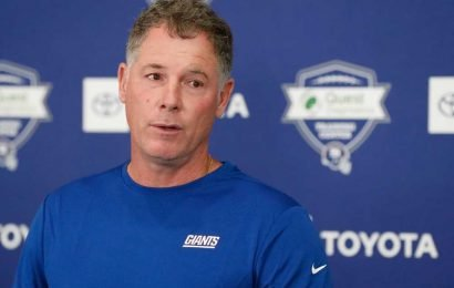Giants' Shurmur can't let himself fall into familiar trap