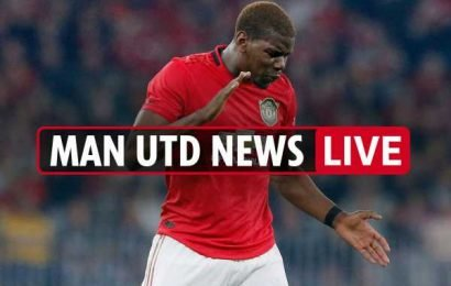 9.40pm Man Utd transfer news LIVE: Pogba could still leave, Neymar wants United move, Da Silva deal imminent, Bailly to AC Milan – The Sun