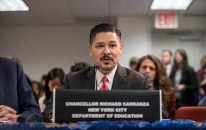 Forget reading and math — Carranza wants focus on racial privilege, activism