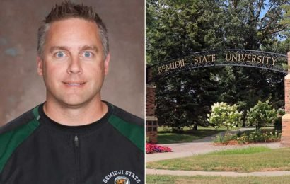 College softball coach sent me creepy texts for years: player
