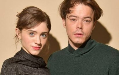 Natalia Dyer and Charlie Heaton Are Picture Perfect at Film Festival