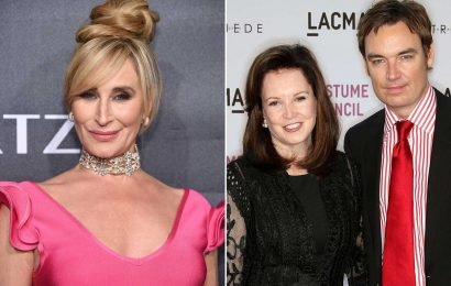'Southern Charm's' Patricia Altschul teases son hooked up with Sonja Morgan