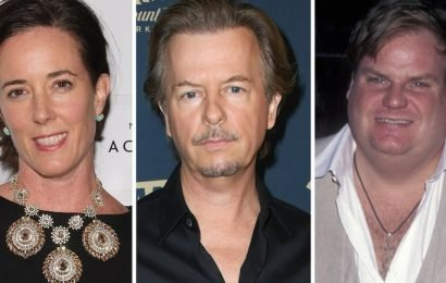 David Spade Reflects On Tragic Deaths of Sister-in-Law Kate Spade and Chris Farley