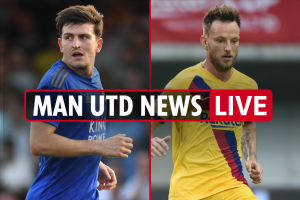 9.30pm Man Utd transfer news LIVE: Milinkovic-Savic can leave Lazio, Rakitic if Pogba leaves, Maguire misses Leicester training, Lukaku OUT of Norway tour – The Sun