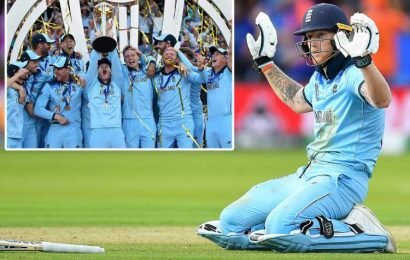 England's Ben Stokes WRONGLY awarded crucial extra runs in dramatic World Cup final chase as umpires make 'clear mistake' – The Sun