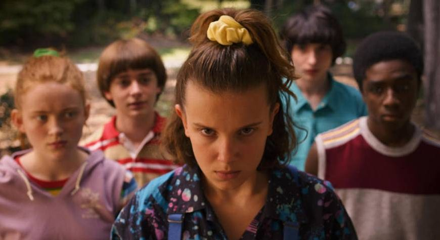 Nielsen Confirms 'Stranger Things 3' Really Was a Big Hit