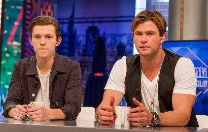 Why Tom Holland Owes Chris Hemsworth For His 'Spider-Man' Role