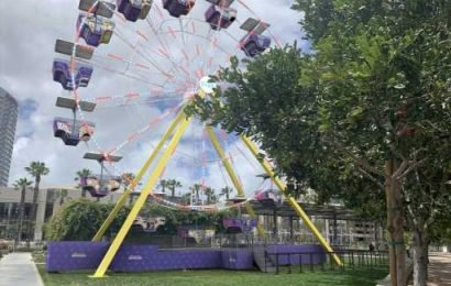 Comic-Con: Fox Sets Sights High With Ferris Wheel, Animated Fan Fair