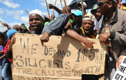 Multimillion-dollar compensation deal  for South African miners