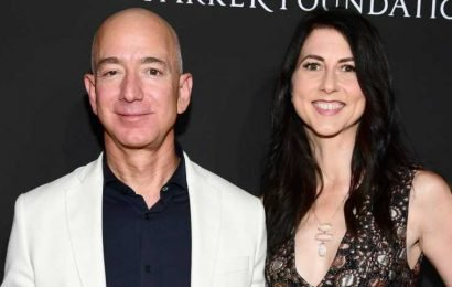 The Bezos divorce, set to finalize this week, won't make MacKenzie the richest woman in the world. Here's how her wealth stacks up against the 5 richest women in the world.