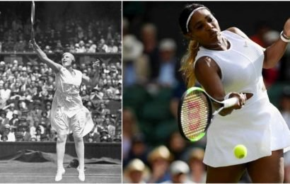 Wimbledon nixes rule of referring to female players as Miss or Mrs., calling them by their last names just like the men