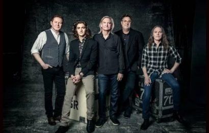 Eagles The Top Rock Act On Forbes' Highest-Paid Celebrities List