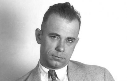 Body of notorious gangster John Dillinger to be exhumed from cemetery