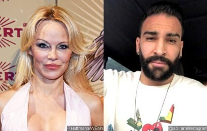 Pamela Anderson Shares Video of Her Bandaged Hand After Alleged Abuse by Ex Adil Rami