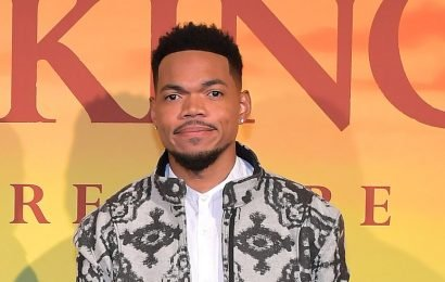 Chance the Rapper Really, Really Loves 'The Lion King'