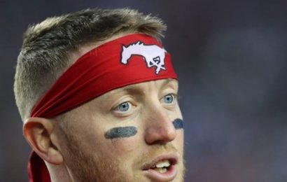 Calgary Stampeders place QB Bo Levi Mitchell on 6-game injured list