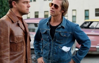 'Once Upon a Time … in Hollywood' Review: We Lost It at the Movies